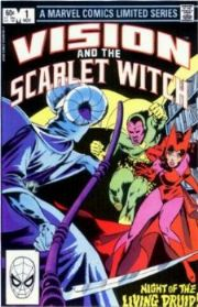 Vision And Scarlet Witch (1982 Series)